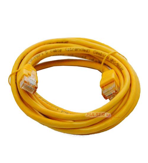 Цвета, использованные Модель. 0. Cable Patch cord UTP 5e-Cat 3 m, Gemb