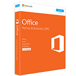 Офисный пакет Microsoft Office Home & Business 2016 Russian, P2, Retail