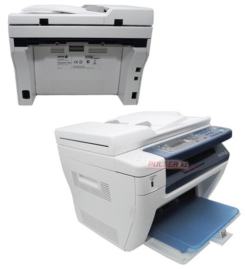 Xerox workcentre 3045ni на весах